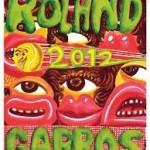 Affiche RG 2012