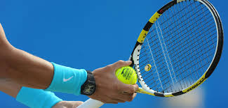 pause au tennis