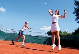 Debutant tennis