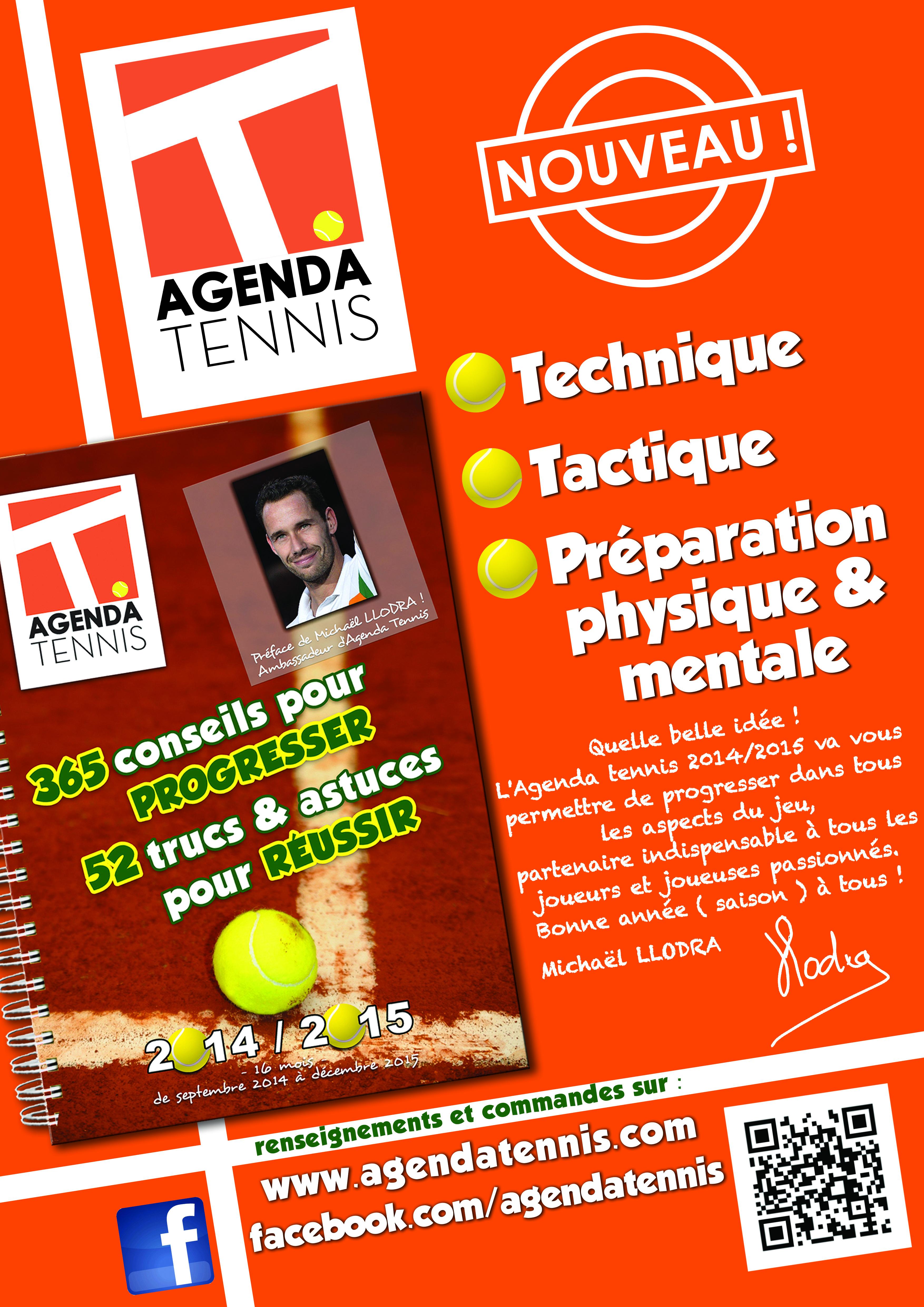 image agenda tennis